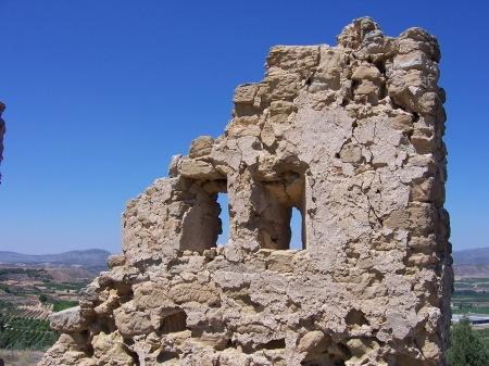 Ruinas castillo moros